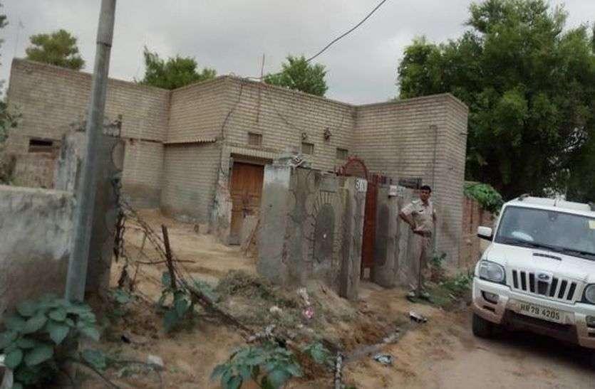 श्रीगंगानगर के चर्चित जोर्डन हत्याकांड का आरोपी साहवा में गिरफ्तार