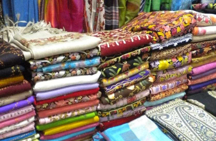 वस्त्र निर्यात का सुनहरा मौका
