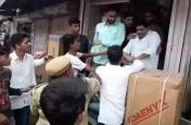 राजस्थान भारत बंद : प्रदेश में यहां आमने सामने हुए कांग्रेसी और दुकानदार, देखें वीडियो