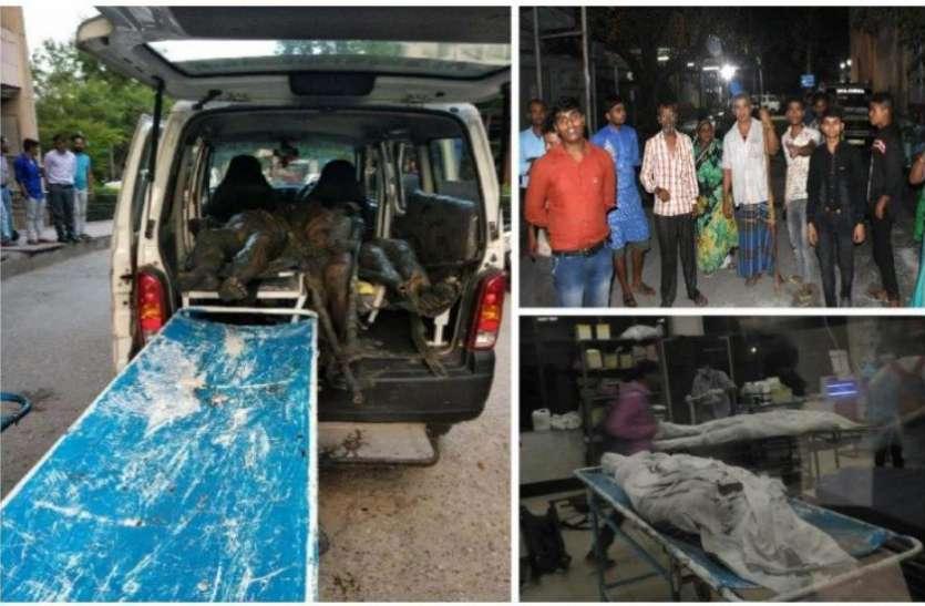 दिल्ली: सीवर में डूबकर पांच मजदूरों की मौत मामले में सरकार ने दिए जांच के आदेश, 3 दिन में मांगी रिपोर्ट