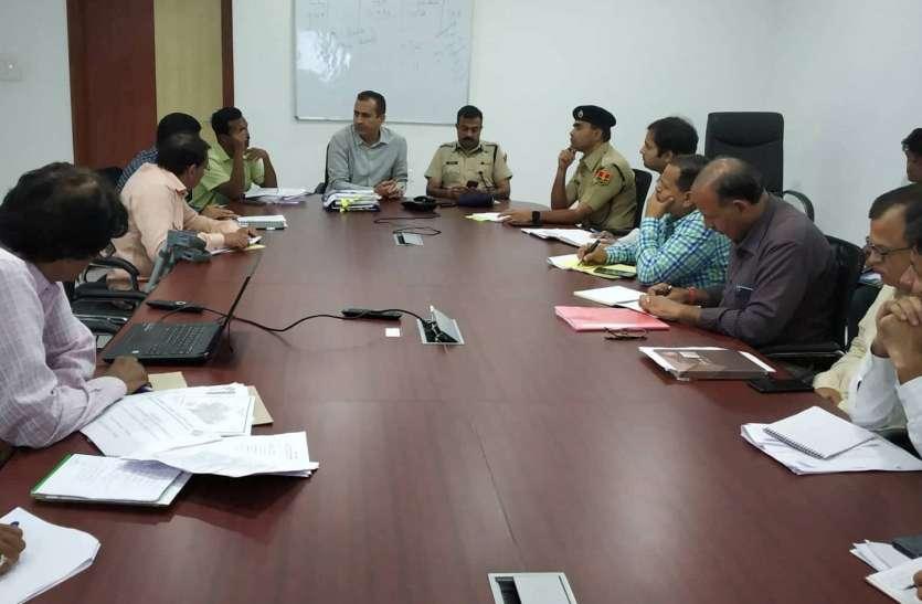 उदयपुर के डीसी ने अफसरों को दिए टिप्स
