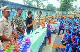 पुलिस तेदमुंता अभियान से स्कूली बच्चों को कर रही जागरूक, जानिए अभियान की खासियत