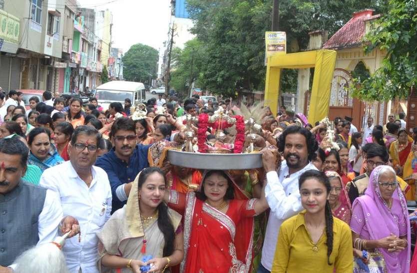 भगवान महावीर का जन्मवाचन महोत्सव मनाया