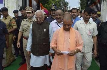 उत्तर प्रदेश के मुख्यमंत्री व राज्यपाल ने  पं0 गोविन्द बल्लभ पन्त की 131वीं जयन्ती कही यह बात