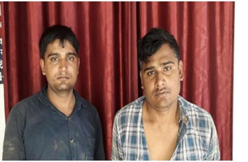 BREAKING-चौकी प्रभारी व सिपाही की पिटाई करने वाले फौजी भाईयों को भेजा गया जेल