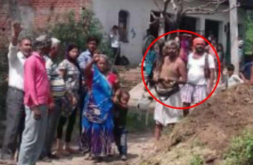 यूपी के इस गांव में जो हुआ, वो आपने किसी फिल्म में ही देखा होगा, जान बचा रहे थे पिता पुत्र और पीछे हथियार लेकर दौड़ रहे थे दबंग