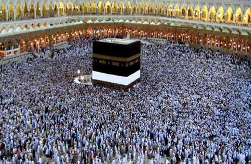 मदीना पहुंचे भोपाल के यात्री, 15 से होगी वापसी