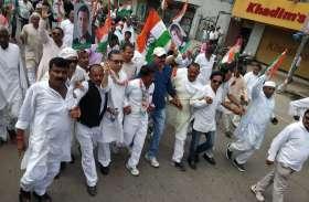 कांग्रेस का यह विधायक क्यों चल रहा बैलगाड़ी से, राहुल गांधी के हैं करीबी, देखें वीडियो