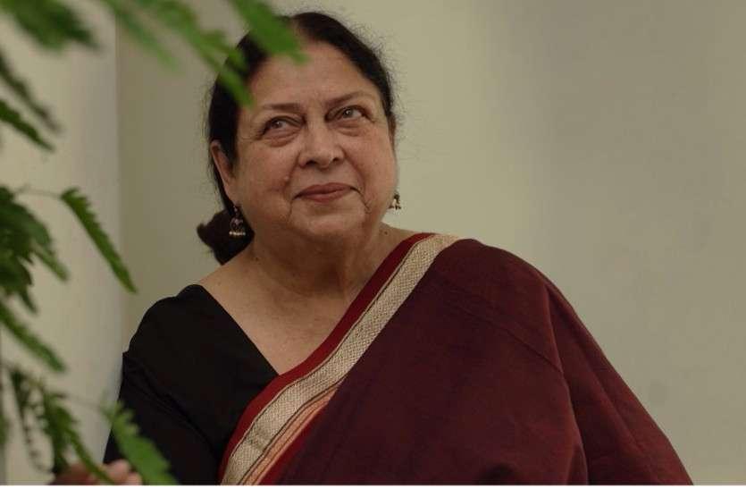 मेरी किताबों की हर पंक्ति मेरी रूह से निकली है : नासिरा शर्मा