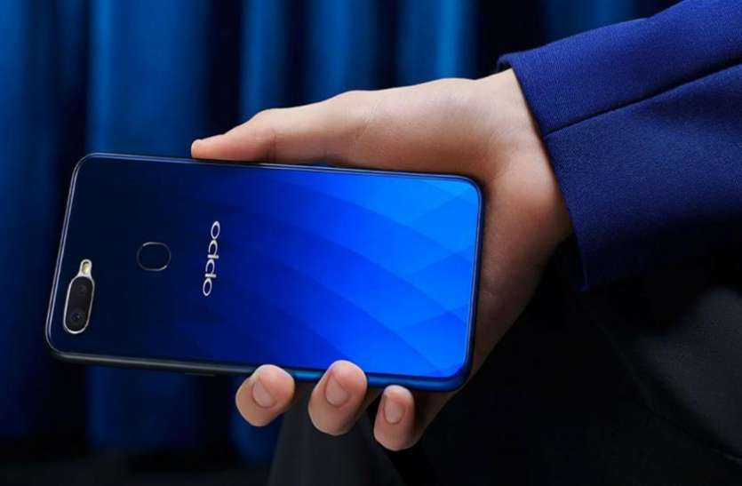 जबरदस्त ऑफर्स के साथ मिल रहा Oppo f9 pro स्मार्टफोन, जानें फीचर्स