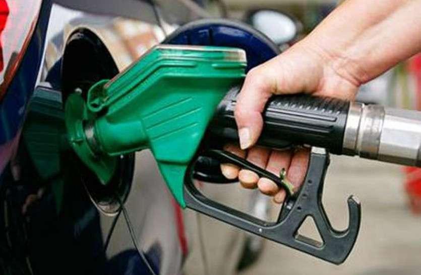 पेट्रोल-डीजल पर ढाई महीने में 4.50 रुपए बढ़े, ट्रांसपोर्ट 35 फीसदी तक महंगा, सब्जियां 25 प्रतिशत तक मंहगी