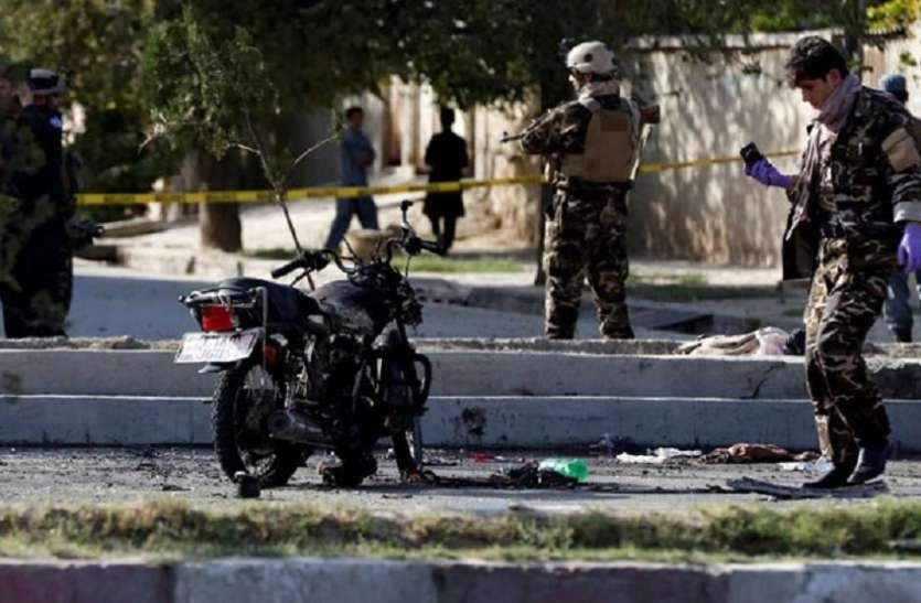 अफानिस्तान: तालिबान आतंकियों ने सुरक्षाबलों पर किया हमला, 37 की मौत