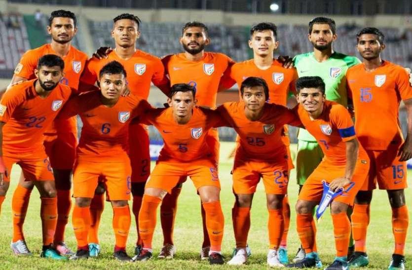 SAFF CUP: भारतीय फुटबॉल टीम ने मालदीव को 2-0 से हराया, सेमीफाइनल में चिर प्रतिद्वंदी पाकिस्तान से होगी भिड़ंत