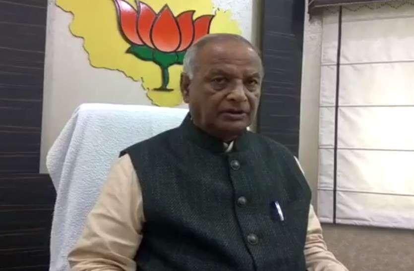 भारत बंद के जरिए कांग्रेस ने अपनी गिरती हुई साख को बचाने की कोशिश की: बीजेपी प्रदेशाध्यक्ष