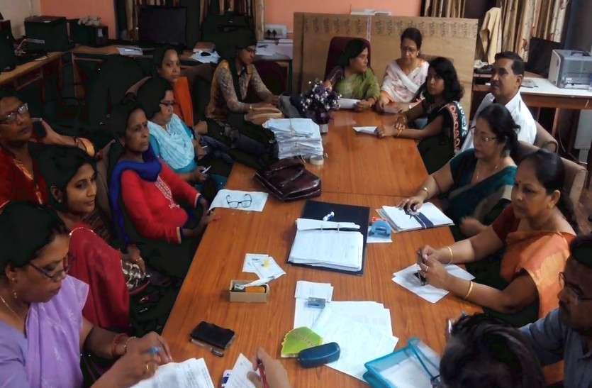 छात्रसंघ मतगणना की तैयारियों में जुटा कॉलेज प्रशासन, सुरक्षा व्यवस्था चाक चौबंद