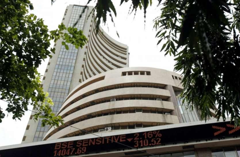 पांच हफ्ते की गिरावट के बाद शेयर बाजार बढ़त के साथ बंद