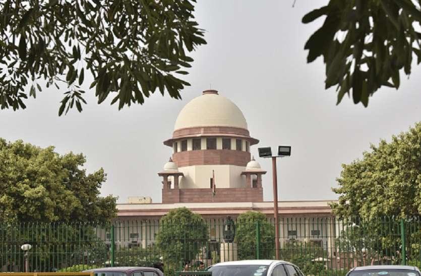 अयोध्या विवादित ढांचा मामला: सुप्रीम कोर्ट ने पूछा- दो साल में कैसे सुनवाई पूरी करेगी अदालत