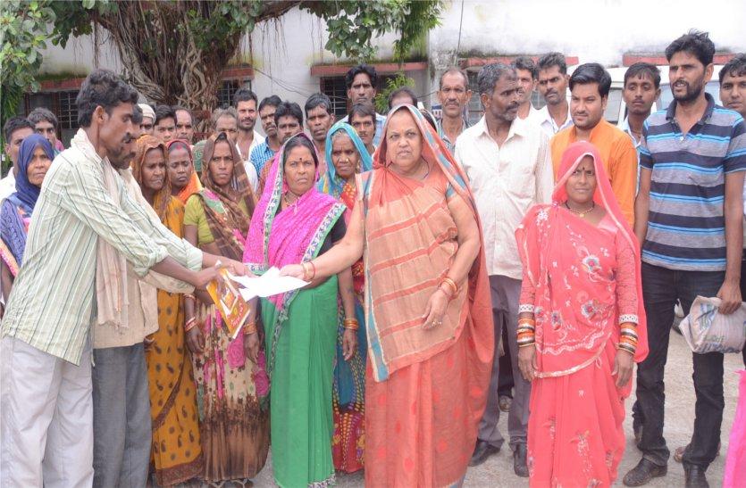 इस पंचायत में रुपए लेकर दिया जा रहा पीएम आवास का लाभ, पढ़े खबर