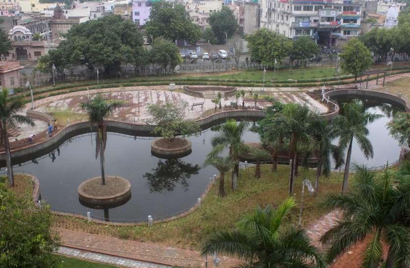 अजमेराइट्स के लिए खुशखबरी, अजमेर में बनने जा रहा है खूबसूरत उद्यान जहां कर सकेंगे आप सैर-सपाटा