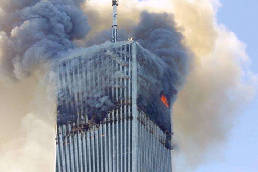 9 11 Twin Towers attack the day that took world by storm