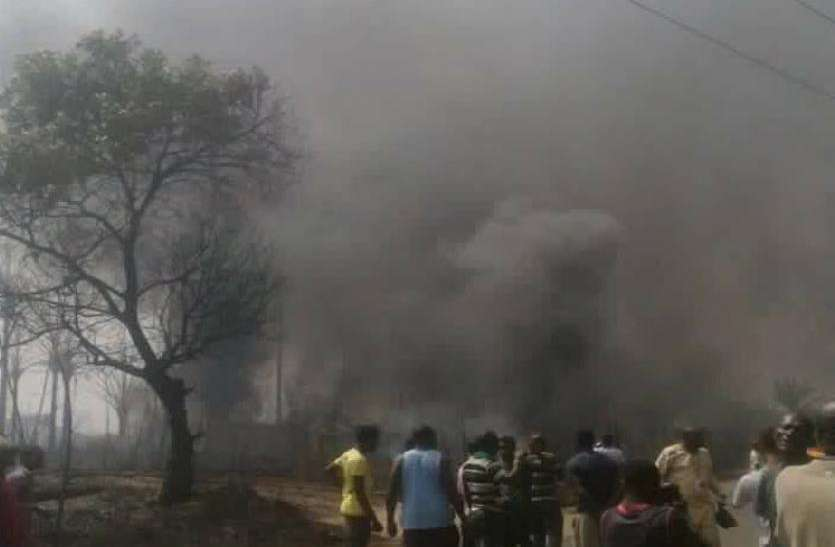 नाइजीरिया: गैस डिपो विस्फोट में कम से कम 18 लोगों के मारे जाने की आशंका, दर्जनों घायल