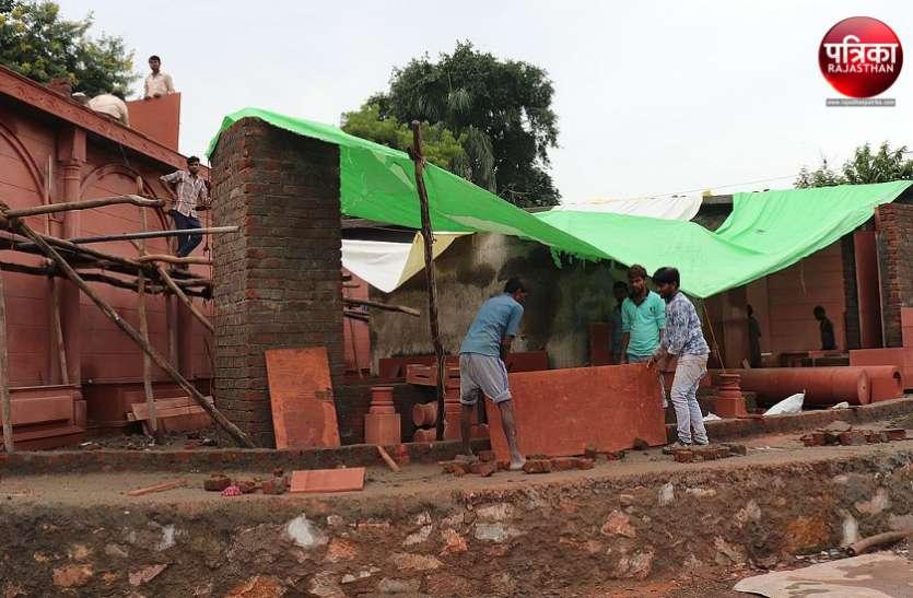 बड़ी खबर : बांसवाड़ा में बांसिया भील की प्रतिमा लगाने पर राजस्थान हाई कोर्ट ने लगाई रोक, नगर परिषद की ओर से कोई भी कोर्ट नहीं पहुंचा