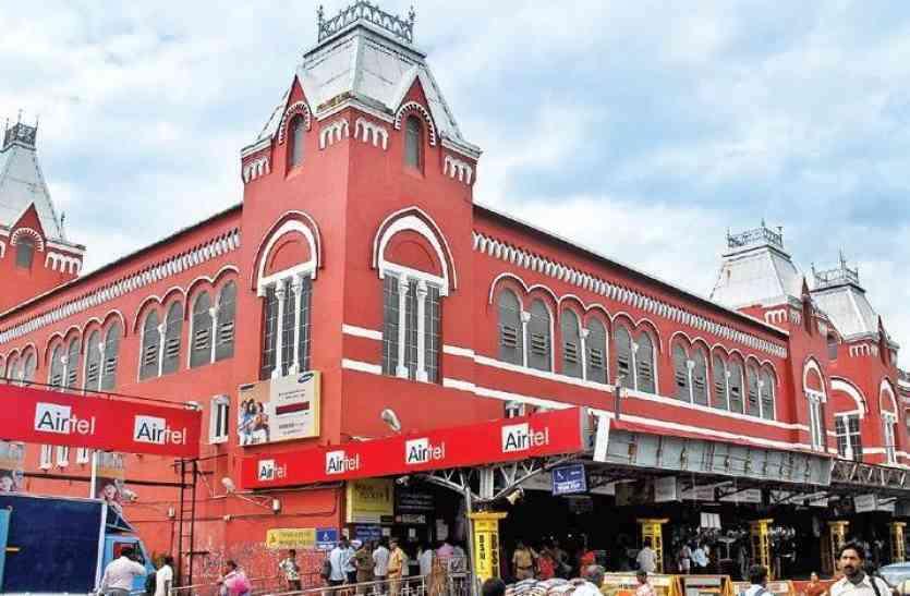 सेंट्रल रेलवे स्टेशन का नाम बदल कर एमजीआर नाम करने की मांग
