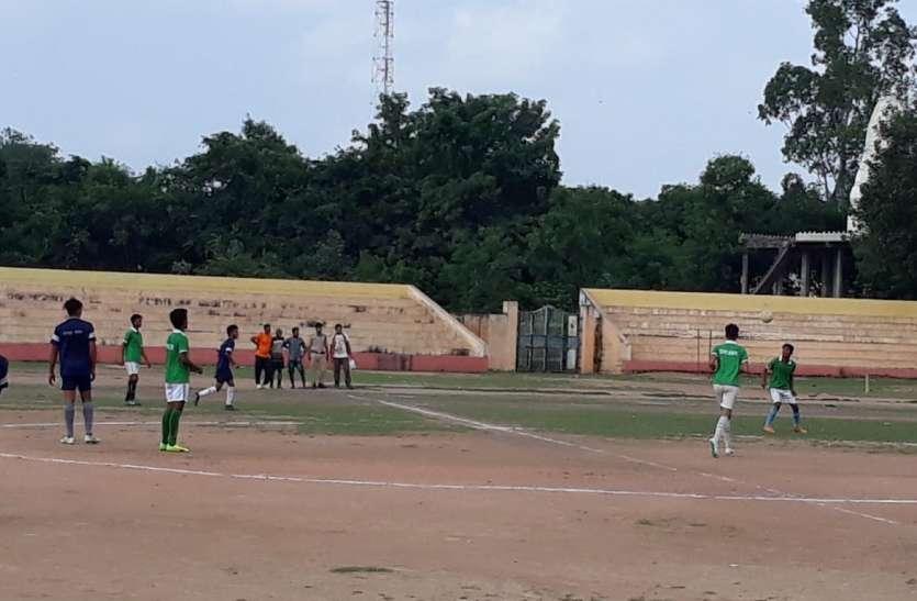 भोपाल ने सागर को 1-0 से तो जनजातीय कल्याण ने इंदौर को 5-4 से किया पराजित