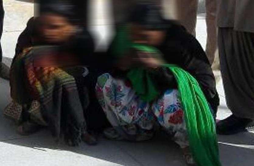 जयपुर जंक्शन पर ऐसा काम करते रंगे हाथों पकड़ी गई दो महिलाएं, 10 महिलाओं की है गैंग