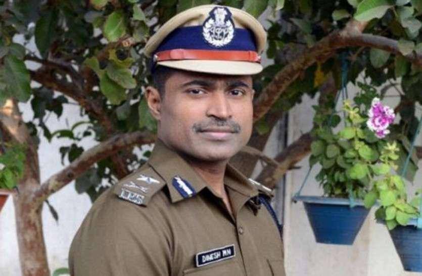 राजस्थान पुलिस के रियल सिंघम IPS दिनेश एमएन को लेकर अब आई ये बड़ी खबर