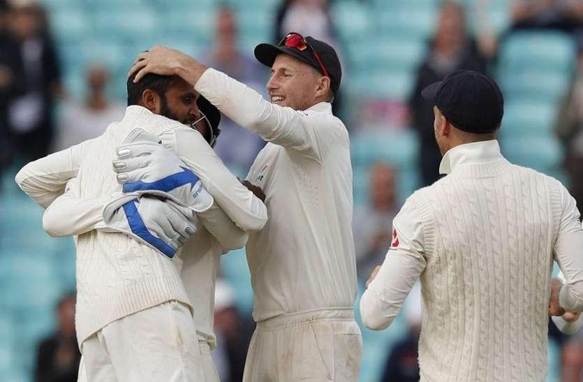 Eng vs Ind: 118 रनों से हारा भारत, इंग्लैंड ने 4-1 सीरीज पर जमाया कब्जा