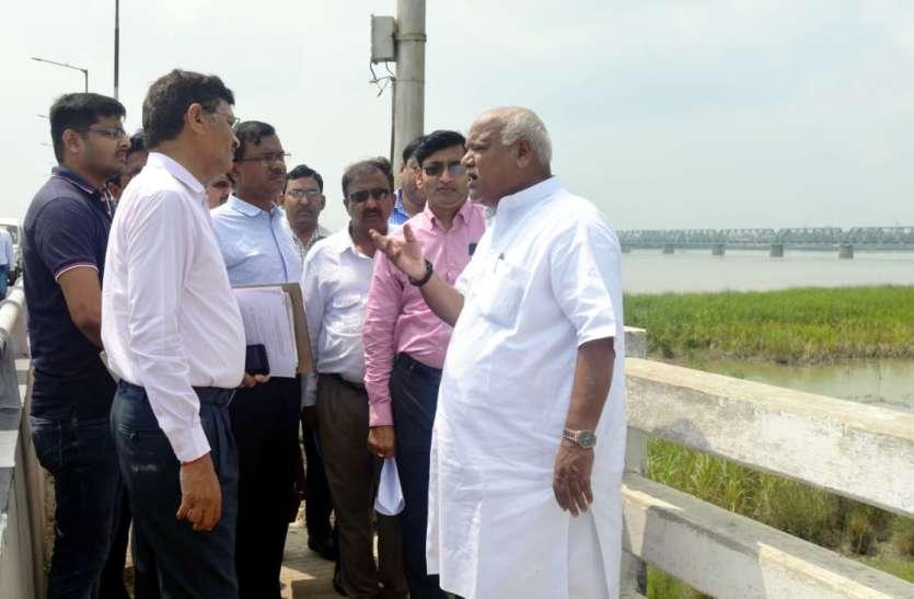 पीएम मोदी के प्रयास से अयोध्या में सरयू नदी किनारे बनेगा सवा किमी लंबा बैराज