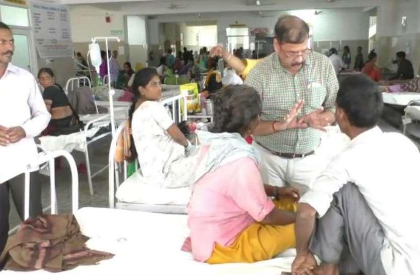 बुखार से बरेली में हाहाकार, सैकड़ों लोग चपेट में,  देखें वीडियो