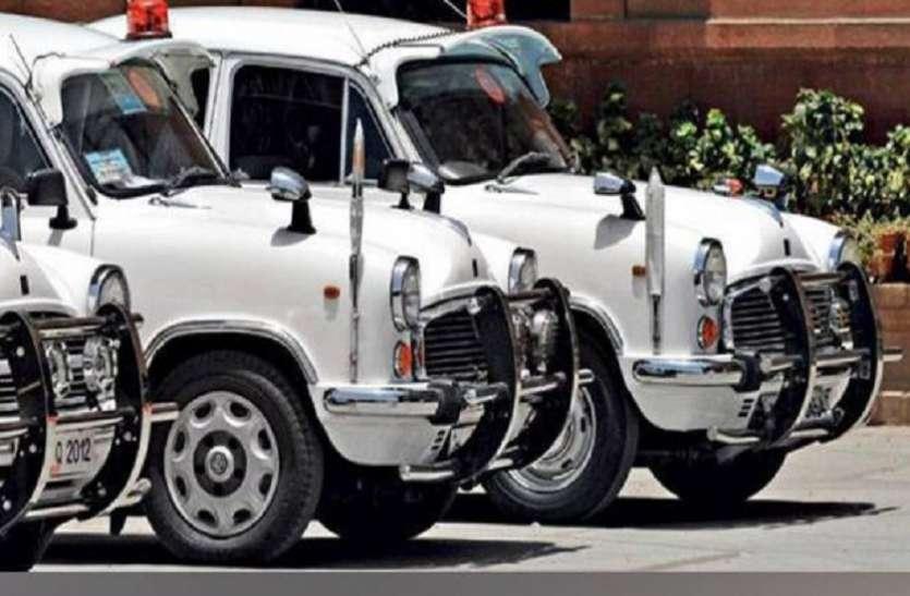 1 अक्टूबर से बिना जीपीएस वाली सरकारी गाड़ियों के लिए नहीं मिलेंगे तेल के पैसे