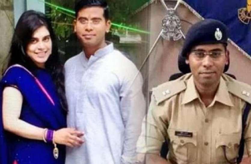 कानपुर के एसपी-पूर्वी आईपीएस सुरेंद्र दास की खुदकुशी मामले में पहला मुकदमा दर्ज