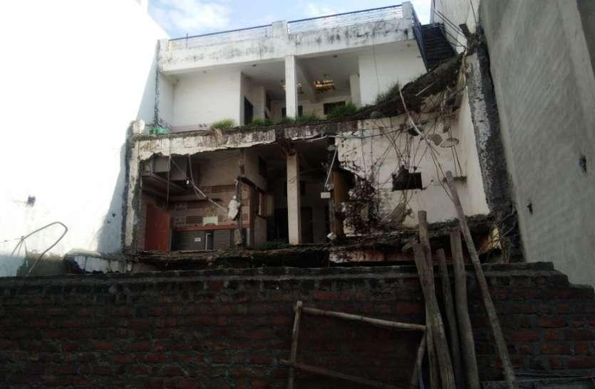 पेटलावद ब्लॉस्ट के तीन वर्ष बीत जाने के बाद भी जख्म आज भी हरे