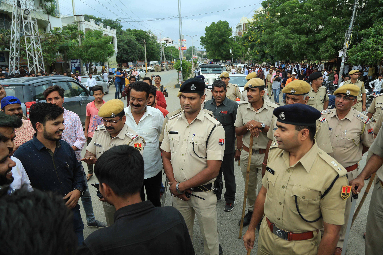 मेवाड़-वागड़ में एबीवीपी का परचम, उदयपुर के कॉलेजों में एनएसयूआई भारी