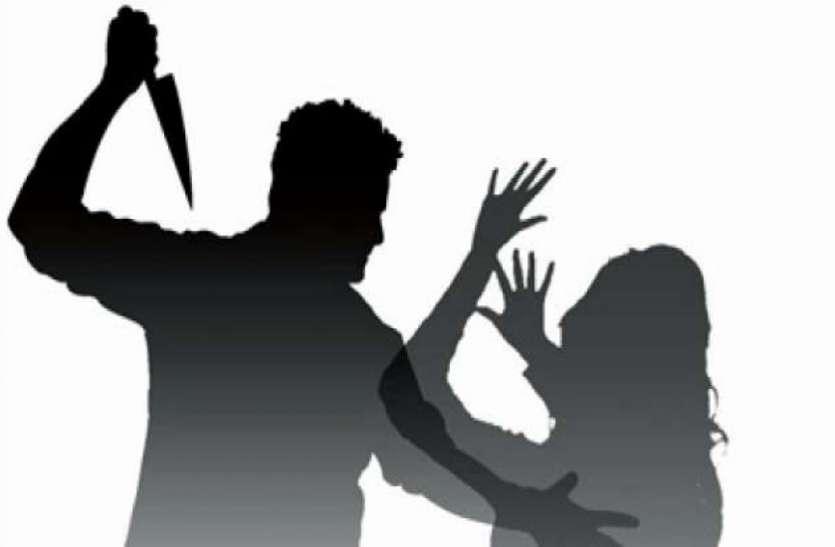 दिल्ली: रहम की भीख मांगती रही पत्नी, शख्स ने चाकू से गोदकर बेरहमी से कर दी हत्या