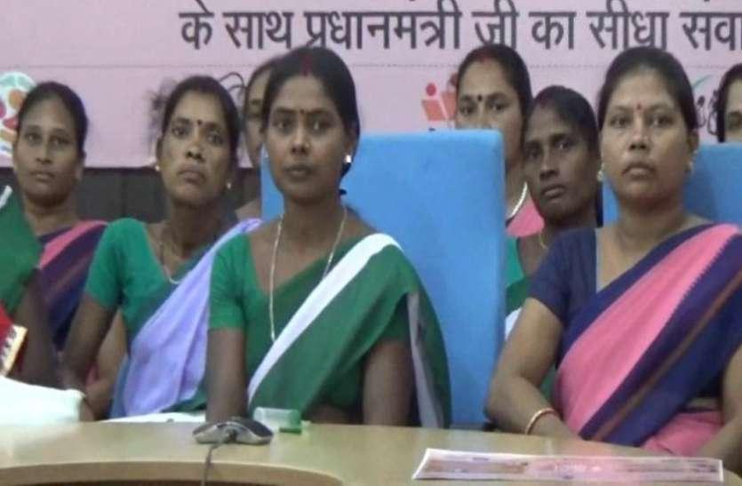 नवजात के लिए फरिश्ता बनी थी सहिया, प्रधानमंत्री मोदी ने की जमकर तारीफ