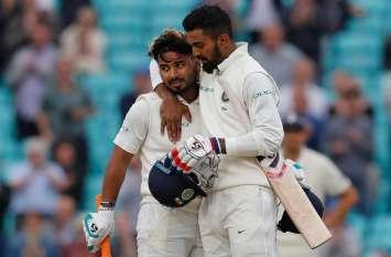 राहुल और ऋषभ की बल्लेबाजी में बने इतने रिकॉर्ड कि गिनने को उगलियां पड़ जाएगी कम