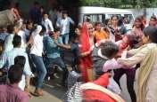 छात्रसंघ चुनाव RESULTS 2018: कहीं भिड़ी छात्राएं तो कहीं हुआ हमला, जानें पूरा हाल