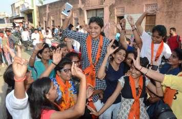 सीकर छात्रसंघ चुनाव 2018  में SFI को झटका, ABVP को बढ़त