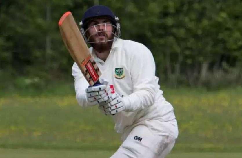 इंग्लैंड के इस बल्लेबाज की तूफानी पारी, 18 चौके, 34 छ्क्कों के दम पर 116 गेंदों में बनाए 316 रन