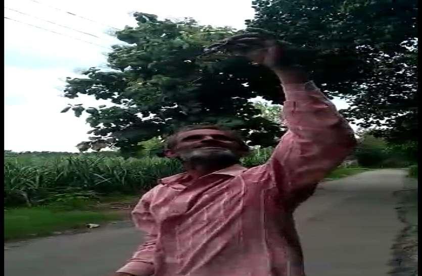 हैरतअंगेज: खेल खेल में किसान ने सांप निगला ,फिर जो हुआ तो मच गया हाहाकार