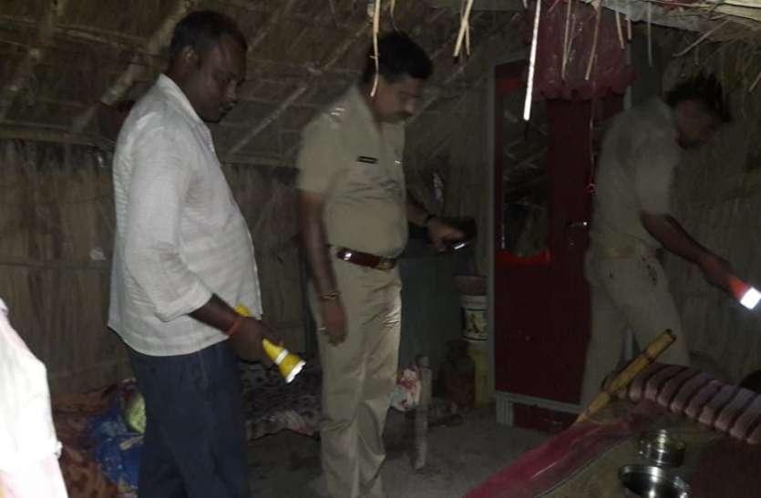 BREAKING-चौबेपुर पुलिस की अवैध शराब बनाने वालों के खिलाफ कार्रवाई