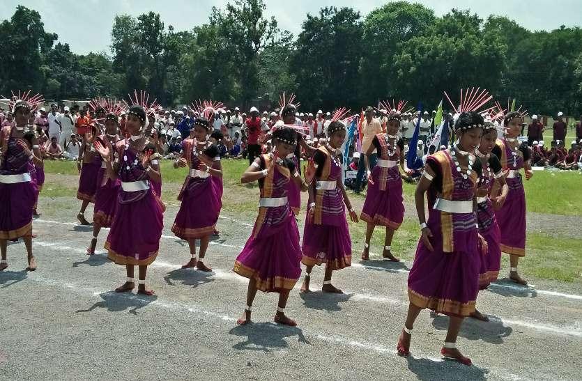 Photo Gallery : राज्य स्तरीय खेल स्पर्धा का हुआ समापन, रायपुर जोन सर्वाधिक अंकों के साथ ओवरऑल चैंपियन
