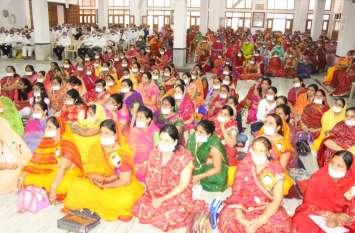 भगवान महावीर का जन्म कल्याणक महोत्सव मनाया...ढोल-नगाड़ोंं के बीच धूमधाम से हुए आयोजनों में झूमे श्रद्धालु