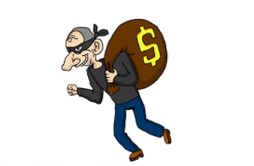 चोरों ने सूने मकान से नकदी सहित सोने-चांदी के जेवर पर हाथ किया साफ