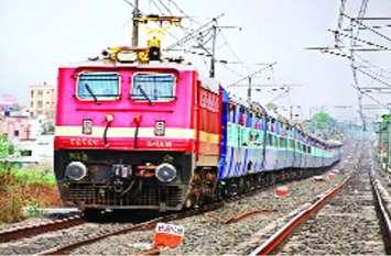 कोटा में रेलवे ट्रेकों का विद्युतीकरण