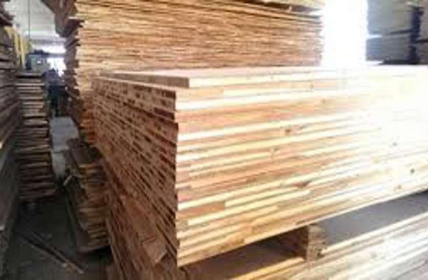 लकड़ी आयात के लिए अब लायसेंस से मुक्ति